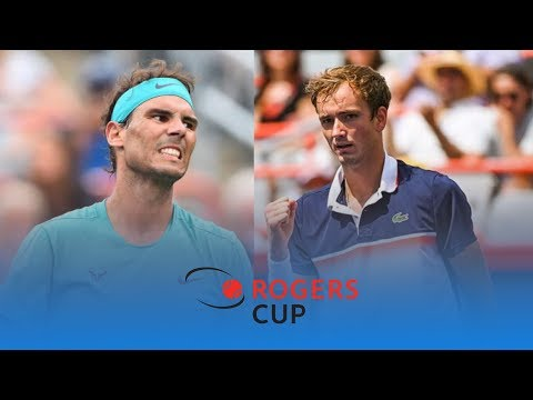 Rafael Nadal vs Daniil Medvedev Montreal 2019 Final | Tennis Elbow Gameplay