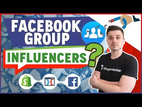 HOW TO USE FACEBOOK GROUPS TO GROW A SIX FIGURE SHOPIFY CLICKFUNNELS DROPSHIPPING BUSINESS!
