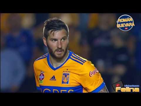 Tigre vs Atlas 2-0 RESUMEN Jornada 8 Clausura 2018 Liga Mx HD