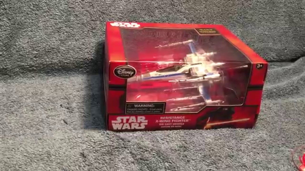 Disney Diecast X Wing Skot S Quick Review Of Disney Store Star Wars Resistance X Wing Fighter Die Cast Vehicle