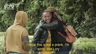 Social Experiment :Wakenya Ni Kupea Strangers Hug