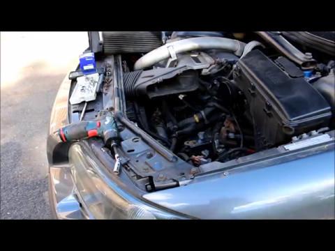 Volvo S60R 2004 p0497 - evap code and solenoid replacement ...
