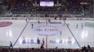 Spengler Cup 2012 Fribourg-Gottéron vs Salavat Yulaev Ufa