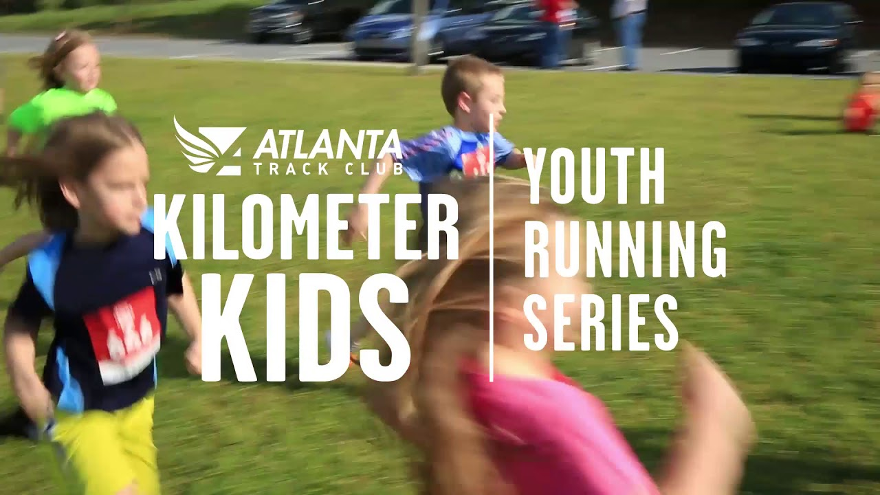 Kilometer Kids Youth Running Series