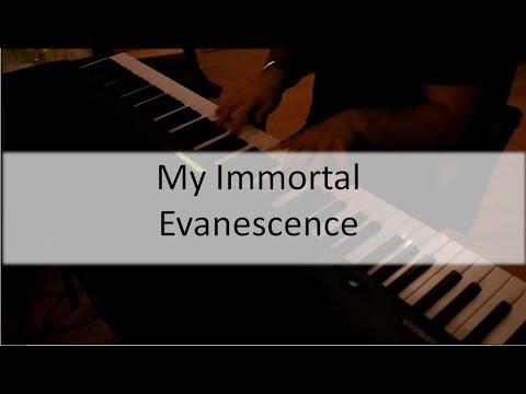 My Immortal - Evanescence (Piano Cover)
