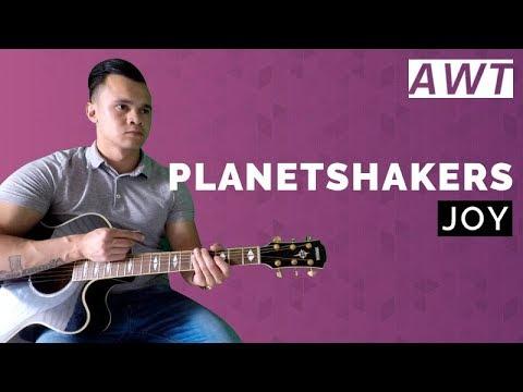 Planetshakers - Joy (acoustic Cover Tutorial)