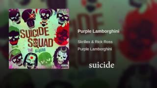 Purple Lamborghini Bass Boosted