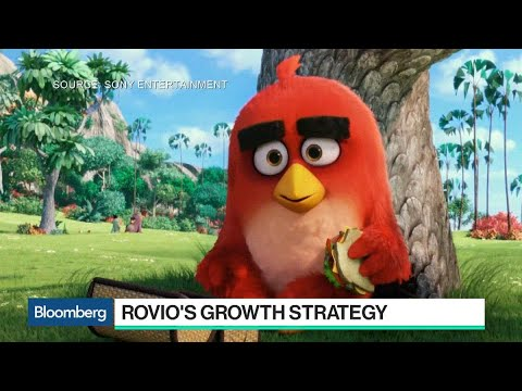 Angry Birds Maker Rovio Plans IPO Mp3