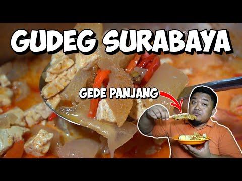 gudeg-yogya-selera-surabaya- -gudeg-bu-surti