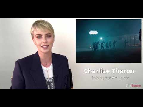 The Old Guard Charlize Theron's behind-the-scenes insights