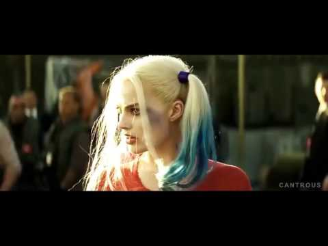 Harley Quinn Custom Entrance Titantron Video with Sasha Banks Theme Song '' Sky's The Limit ''