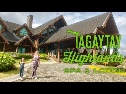 Tagaytay Highlands Spa & Lodge Getaway Tour   Balay Dako   Josephine Restaurant