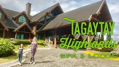 Tagaytay Highlands Spa & Lodge Getaway Tour | Balay Dako | Josephine Restaurant