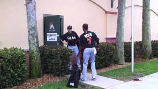 Miami Marlins spring start