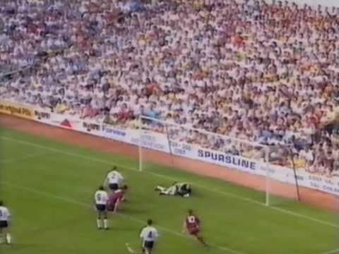 Niall Quinn's 1990/91 Goals