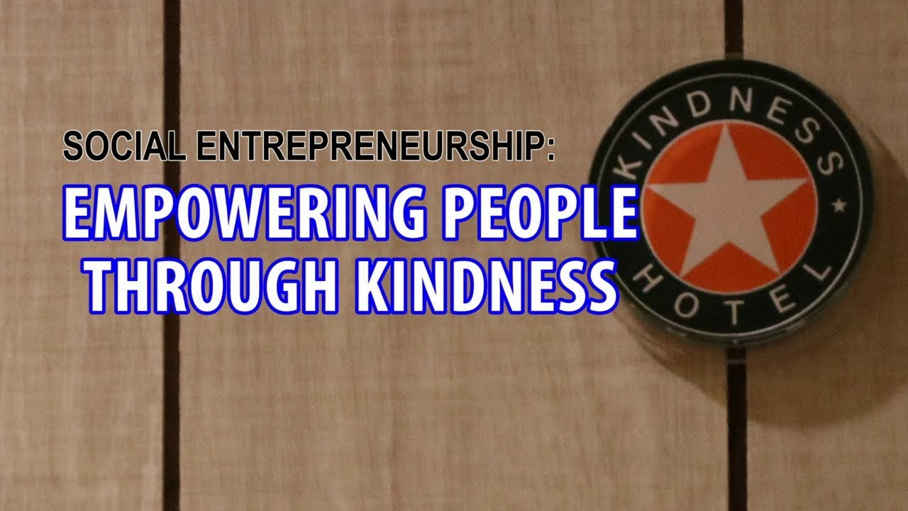 Empowering People Through Kindness | UPOU Networks