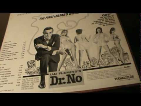 James Bond...  The Original Theme Song..Dr.No..Where it all began 50th anny.
