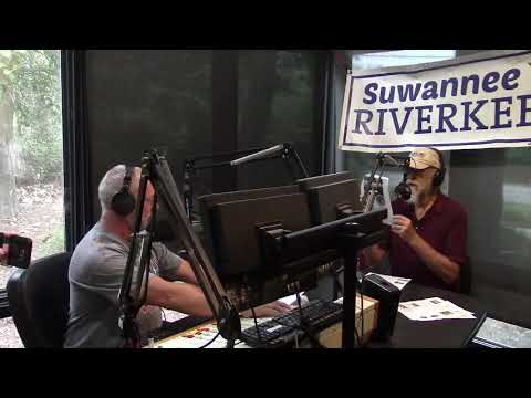 Big Cleanup coming up Saturday --Suwannee Riverkeeper on Steve Nichols radio