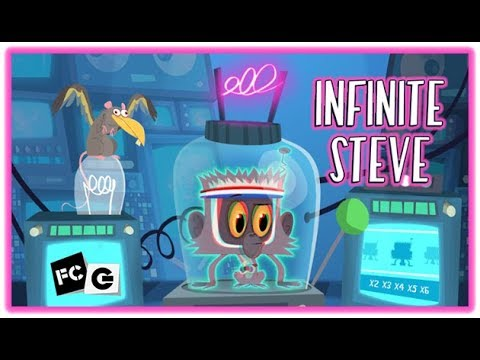 Cartoon Network - Infinite Steve - Cloudy With A Chance Of Meatballs Games