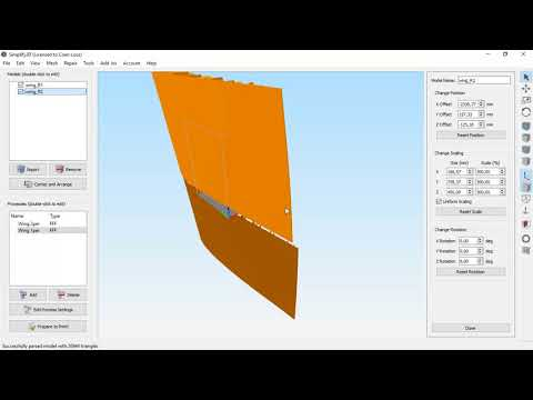 Merging 2 stl files for large printers – 3DLabPrint