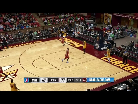 Highlights: Abdel Nader (31 points)  vs. the Charge, 1/25/2017