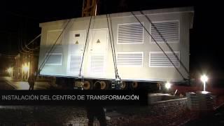 Vídeo técnico del proyecto Almacena