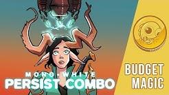 Budget Magic: $103 (29 tix) Mono-White Persist Combo (Modern, Magic Online)