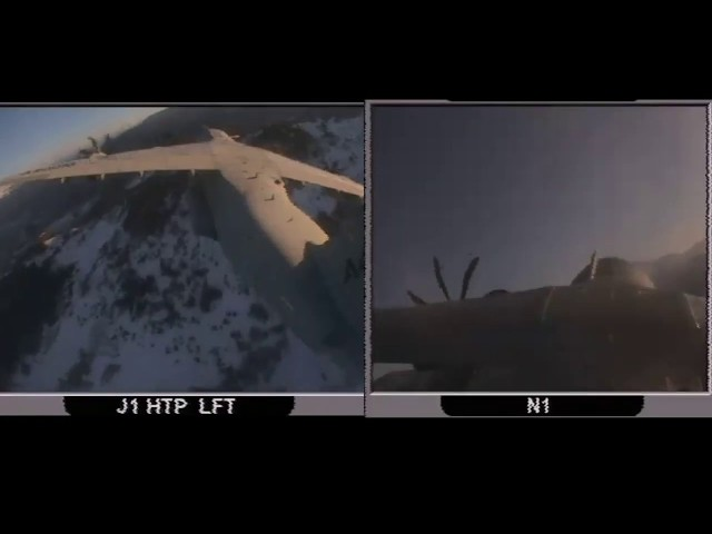 A400M obtiene certificación de vuelo automático a bajo nivel
