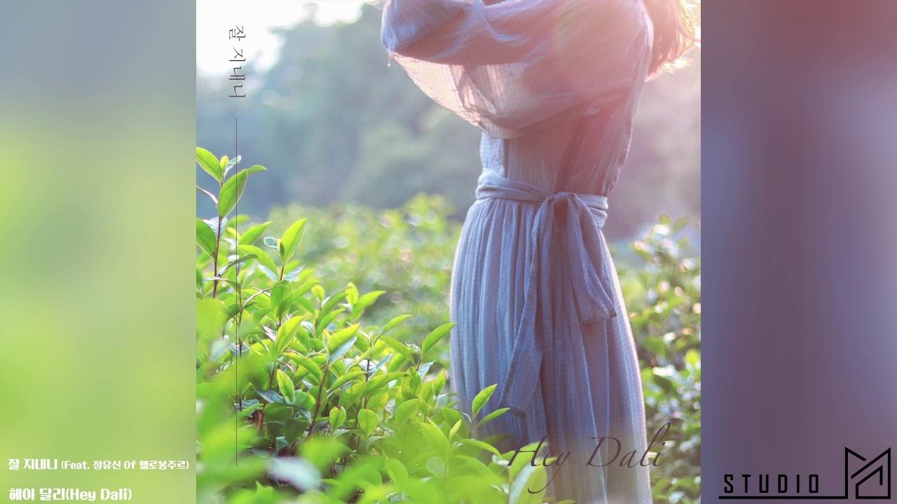 헤이달리 (Hey Dali)_잘 지내니 (Feat.정유신 Of 헬로봉주르)
