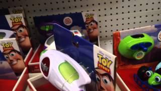 TOY STORY Space Ranger Infinity Blaster REVIEW & DEMO [Buzz Lightyear Gun]