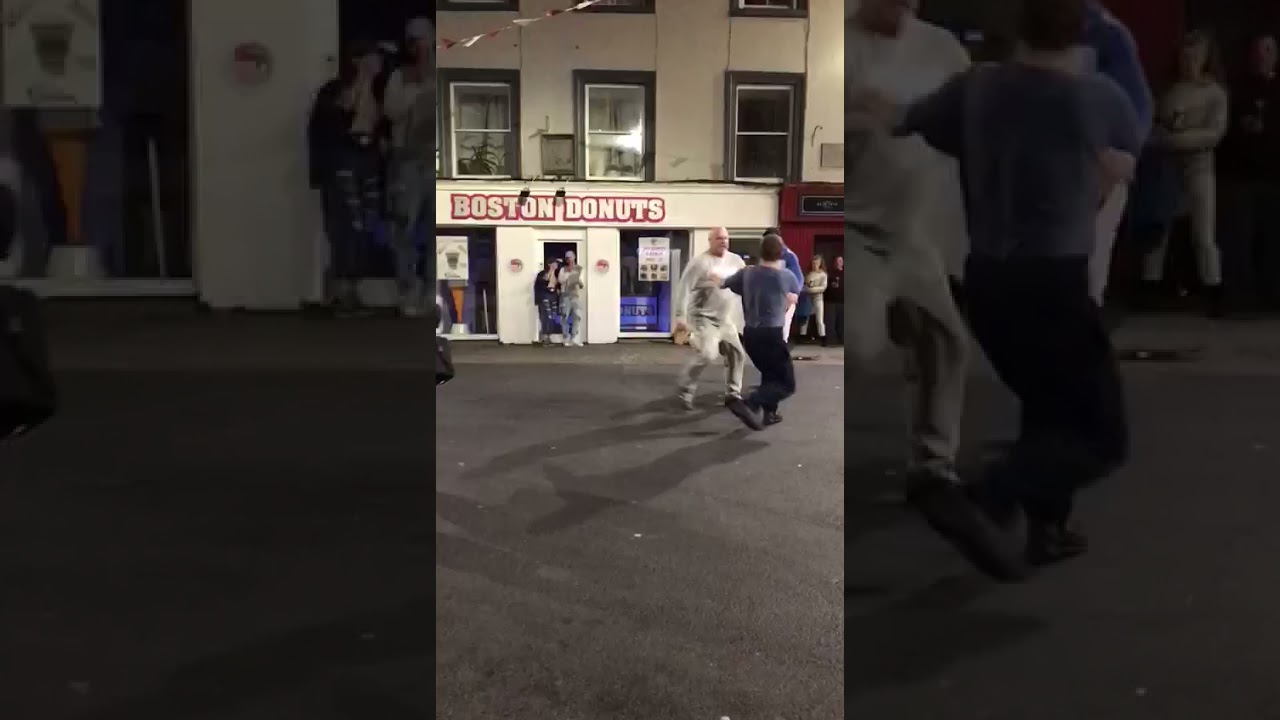 Download Irish Travellers Mcdonagh Vs Mongan Drunken Fight Ends With Ko