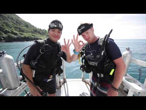 Koh Rong Sanloem - The Dive Shop Cambodia & Happa Garden Resort 2016