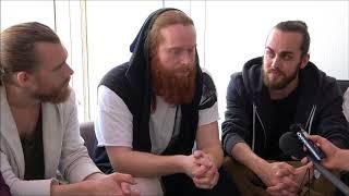 2018 Eurovision - Interview with Rasmussen (Denmark)
