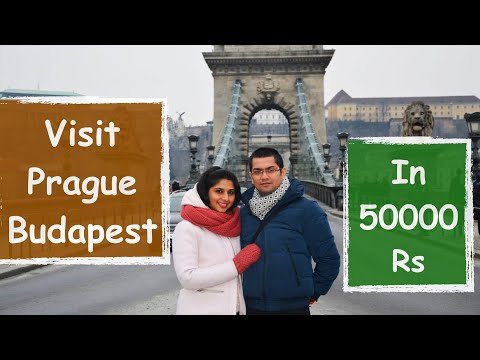 how-to-plan-prague-budapest-in-50000-|-in-hindi-|-europe-travel-from-india