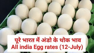 Baixar 21 July all india egg rates I Layer poultry farm Farm I Contact for layer farm 9955111808
