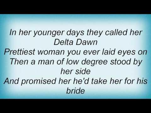 Tanya Tucker - Delta Dawn Lyrics