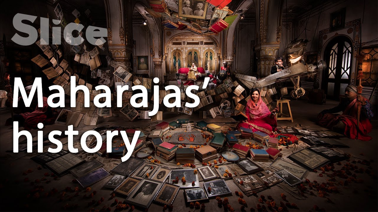 India: Photographing the cursed Royal Family | SLICE