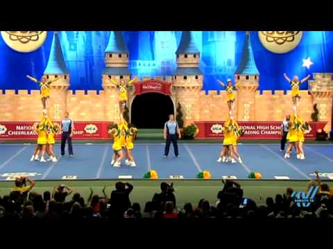 Greenup County Cheerleaders - 2015 National Champs