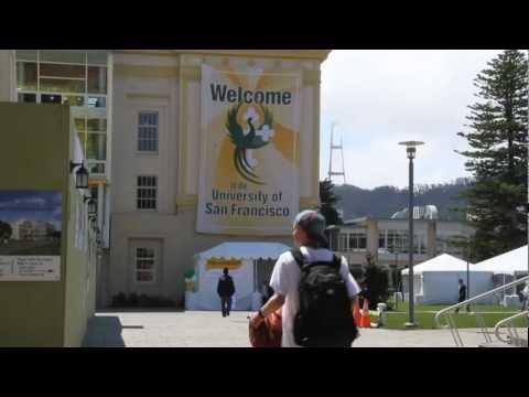 Move-In Day at the University of San Francisco [dons]