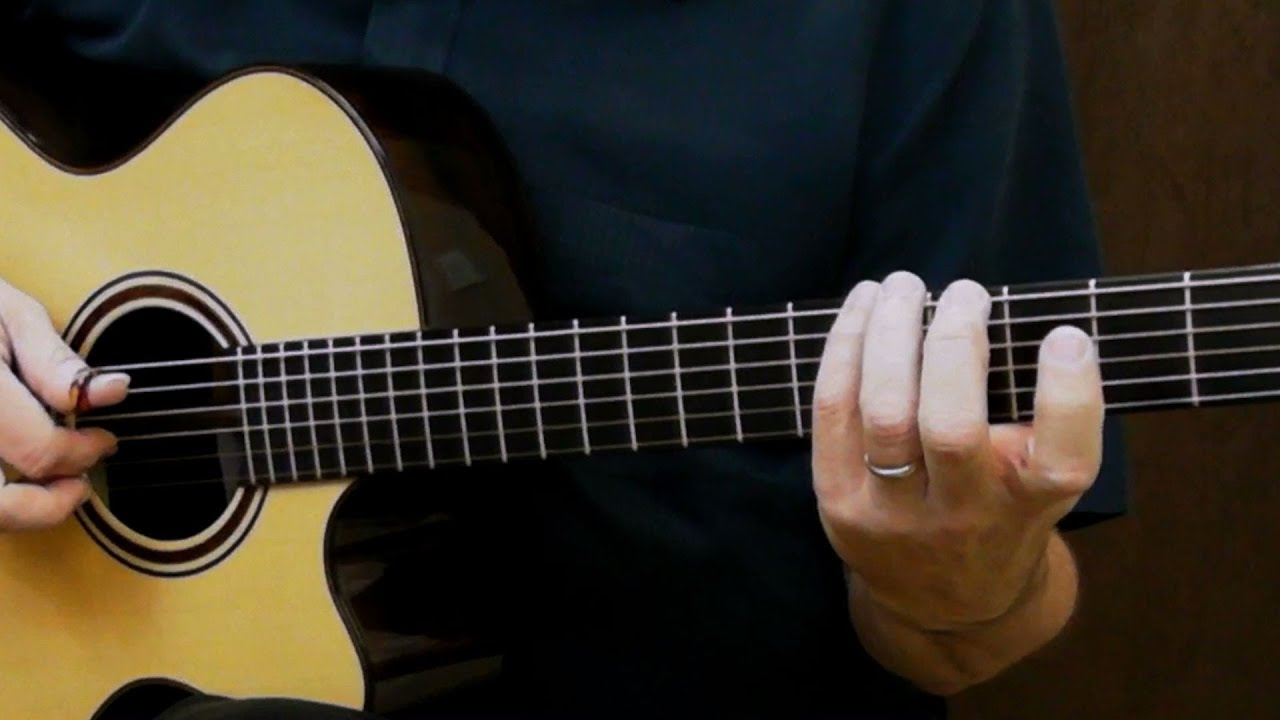 Doug Young | Acoustic Guitarist | Home