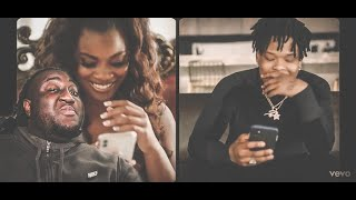 BRIT REACTS TO Nasty C, Ari Lennox - Black And White (Official Music Video)