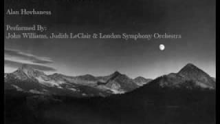 Mysterious Mountain (Double Fugue (Moderato Maestoso, Allegro Vivo)) Alan Hovhaness
