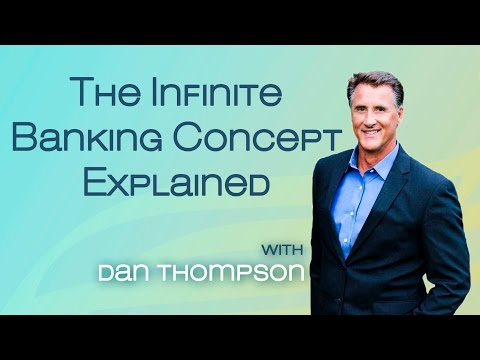 Infinite Banking Concept Explained – High Cash Value Life Insurance – Becoming Your Own Banker