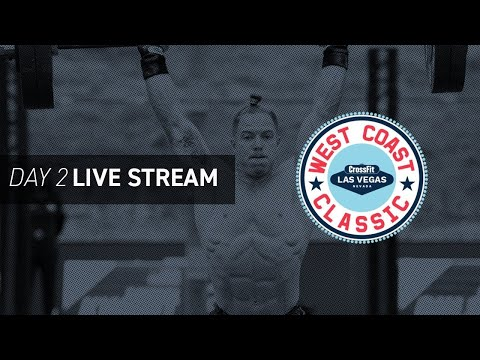 Watch West Coast Classic Day 2, Part 2—CrossFit Semifinals