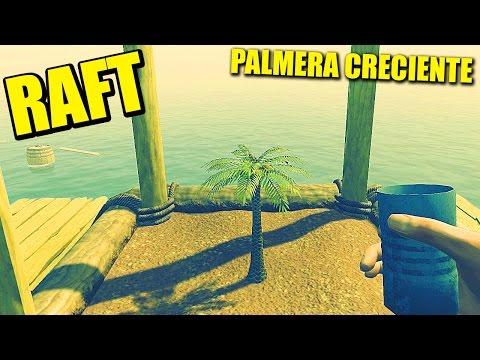 RAFT #1 - UNA BALSA DE LUJO   Gameplay Español
