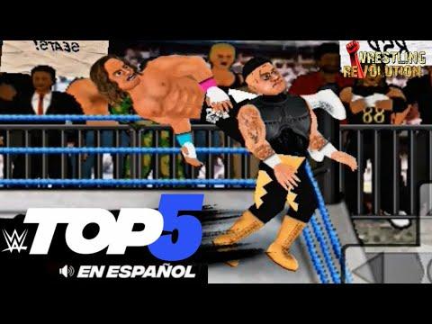 Download Top 5 Mejores Momentos de SmackDown: WWE Top 5, 7 de Mayo de 2021 | Wrestling Revolution