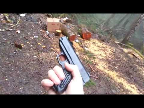 THE funniest gun review on Youtube. Lorcin POS .380 auto