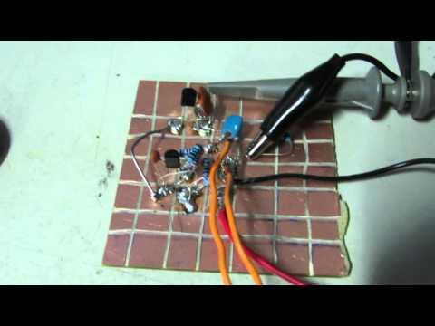 7.2mhz Ceramic Oscillator