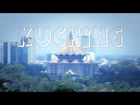 Kuching  Cat City!