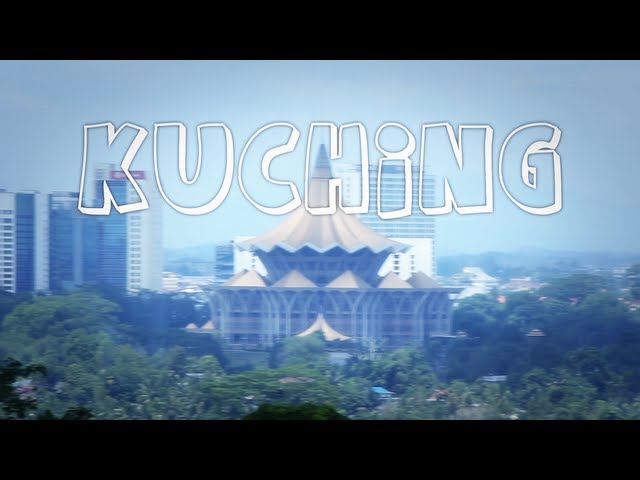 Kuching – Cat City!